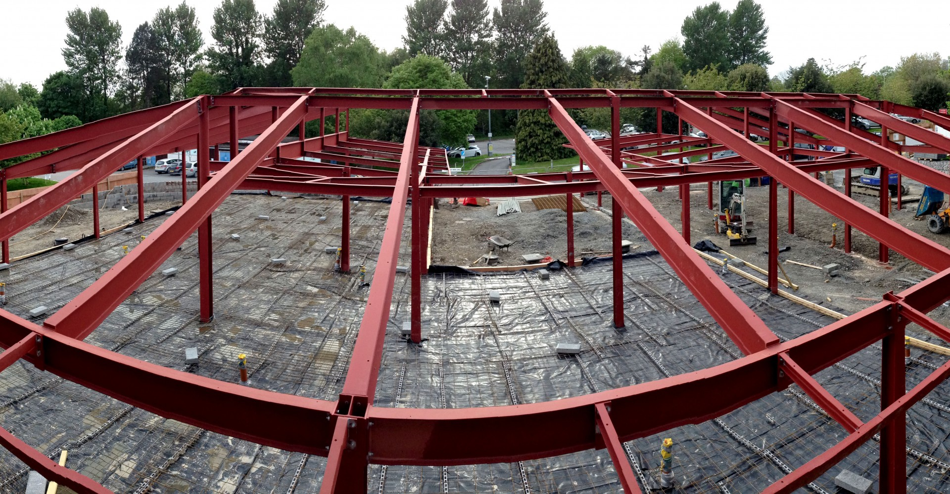 Structural Steel & Steel Framed Buildings