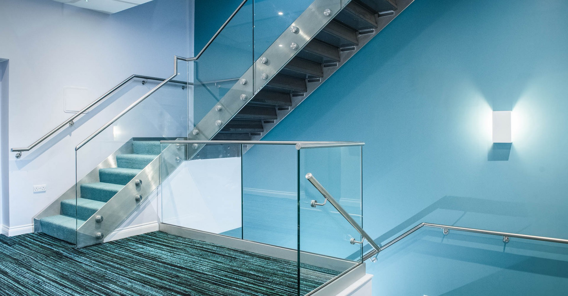Metal & Stainless Steel Staircases